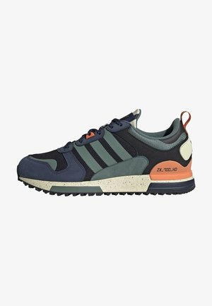 ZX - Tenisky - core black tech emerald collegiate navy