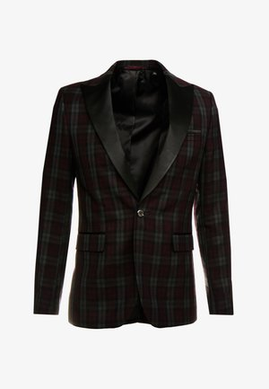 PARTY - Blazer jacket - bordeaux
