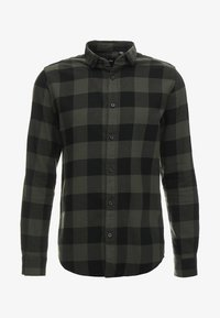 Only & Sons - ONSGUDMUND CHECKED - Skjorta - forest night - 4