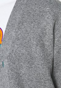 Only & Sons - ONSLENNARD  - Cardigan - medium grey melange - 4