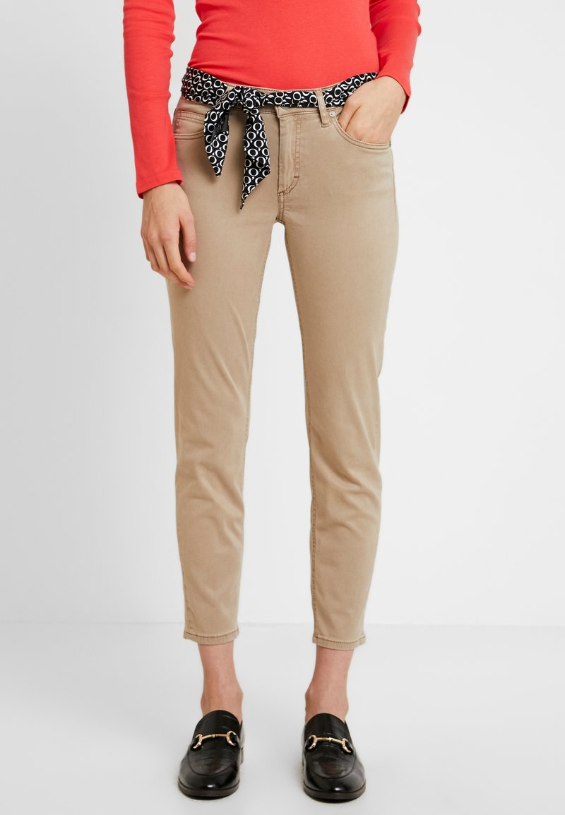 Marc O'Polo - LULEA - Trousers - norse sand