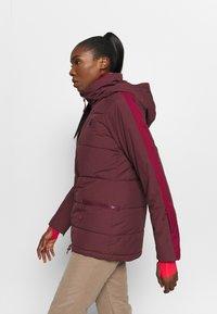 Burton - KEELAN - Snowboard jacket - dark red - 3
