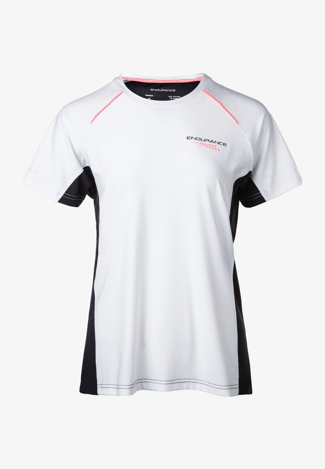 AILIS  - Sports shirt - 1002 white