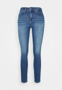 ONLBLUSH LIFE - Skinny džíny - medium blue denim