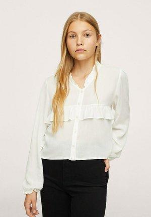 Košile - gebroken wit