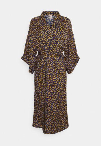 LINEORA LIBERTE KIMONO - Dressing gown - mazarine blue