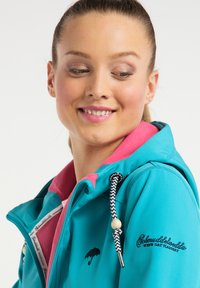 Schmuddelwedda - Outdoor jacket - turquoise - 3