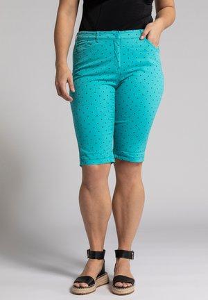 Shorts - aqua profond