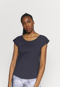 Yogasearcher - UTTANA - T-shirt basic - lavastone - 0