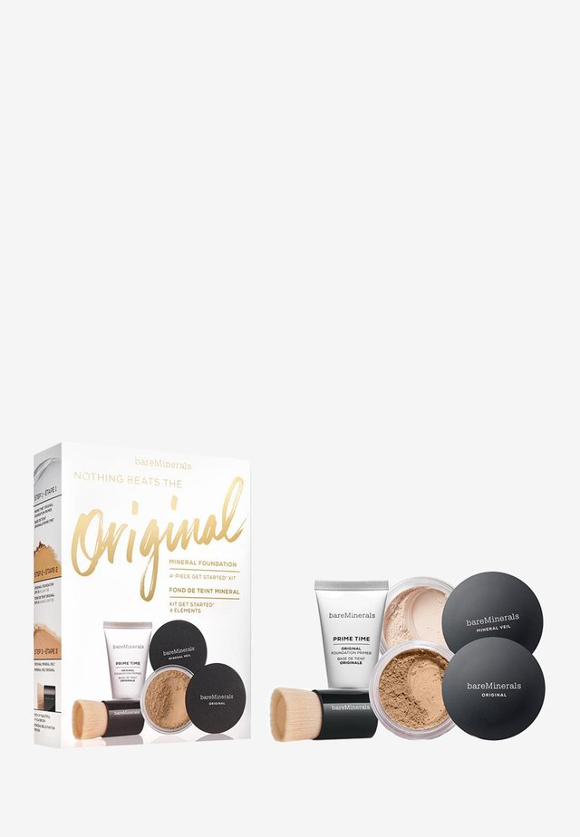 ORIGINAL GET STARTED® KIT - Kit make up - fairly light
