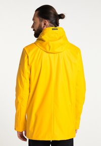 Schmuddelwedda - Waterproof jacket - senf - 2