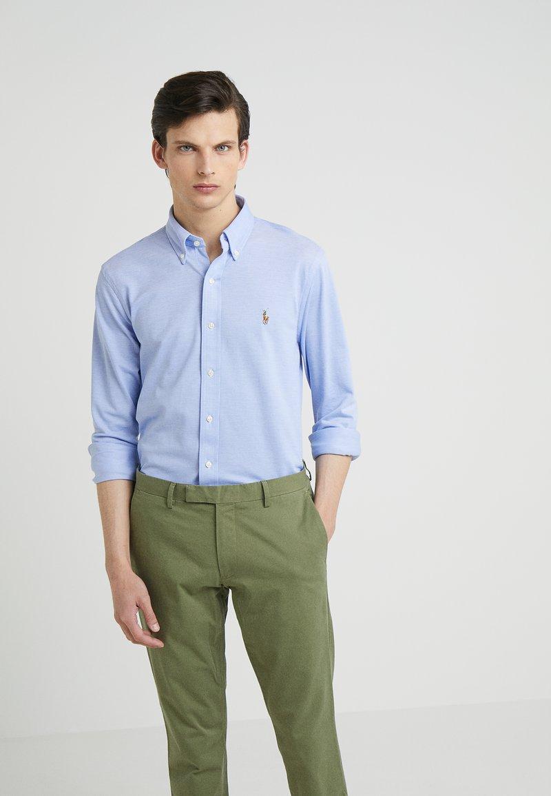 Polo Ralph Lauren - Skjorter - harbor island blue/white