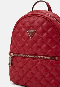 Guess - CESSILY BACKPACK - Rucksack - red - 3