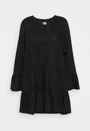 TUNIC - Beach accessory - black