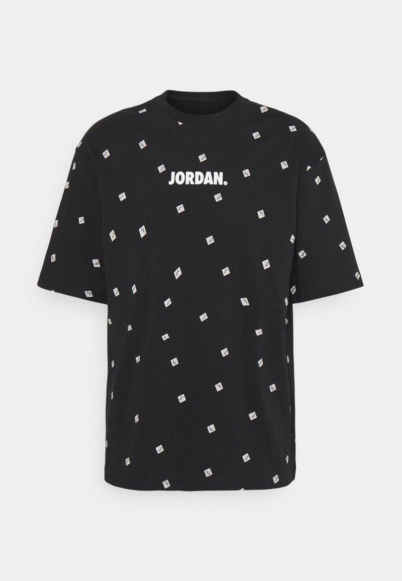 Jordan - TEE - Camiseta estampada - black