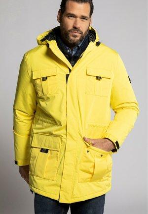 Veste imperméable - saffron yellow