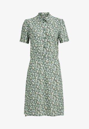 Shirt dress - light green