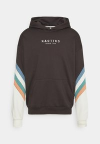 Kaotiko - WALKER - Sweatshirt - black - 0