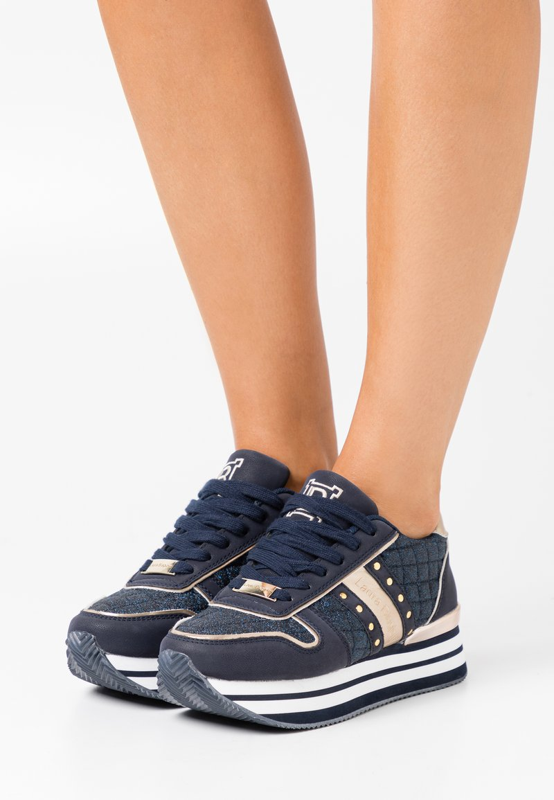 Laura Biagiotti - Trainers - navy