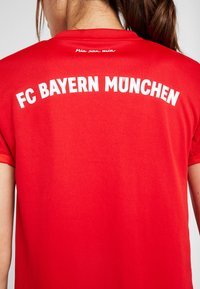 adidas Performance - FC BAYERN MÜNCHEN - Club wear - true red - 4