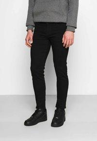 American Eagle - CLEAN - Jeans Skinny Fit - black - 0