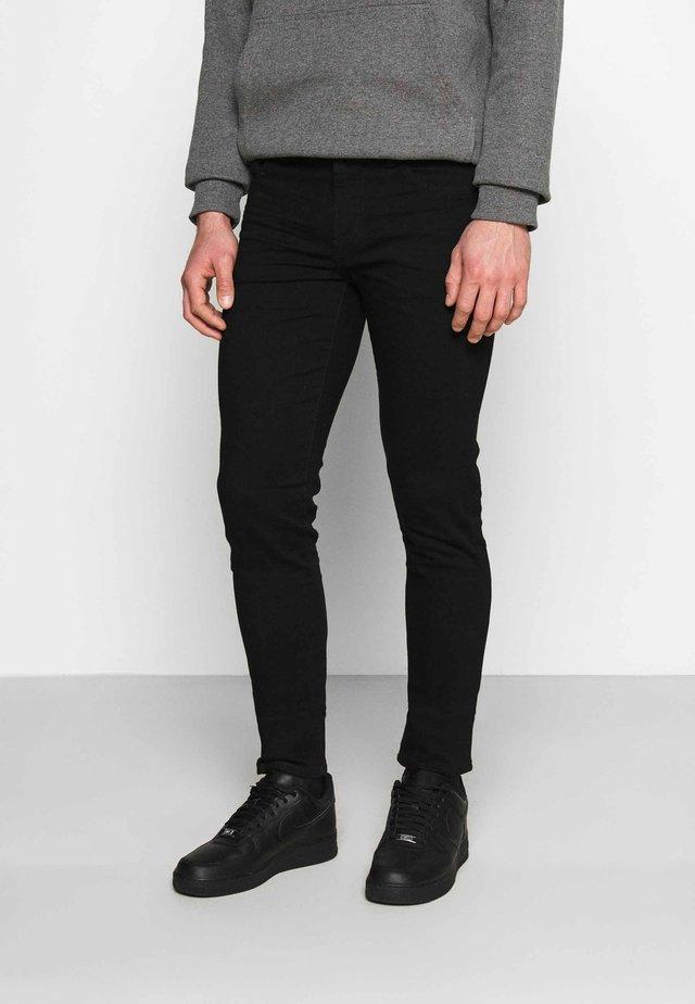 CLEAN - Jeans Skinny Fit - black