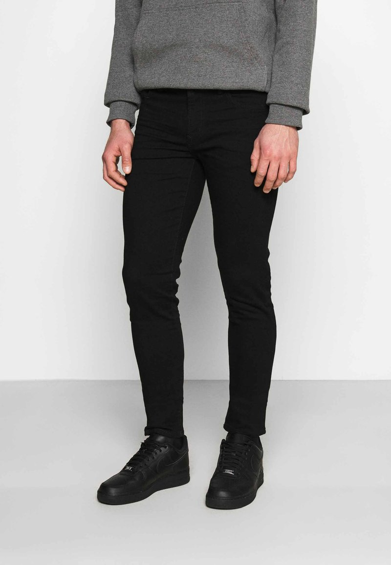 American Eagle - CLEAN - Jeans Skinny Fit - black