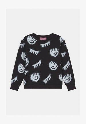 SPRAY - Sweatshirt - black