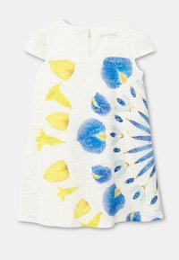 Desigual - SILVIA - Day dress - white - 1