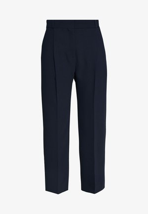 Trousers - ink navy
