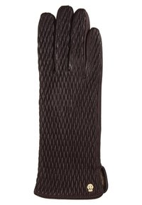 Roeckl - CHIC RUFFLE - Gloves - wine - 2