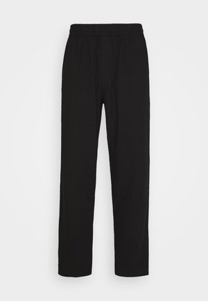 DRAWCORD ASSEMBLY PANT - Kalhoty - soft black