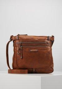 Tamaris - ULLA - Across body bag - brown - 0
