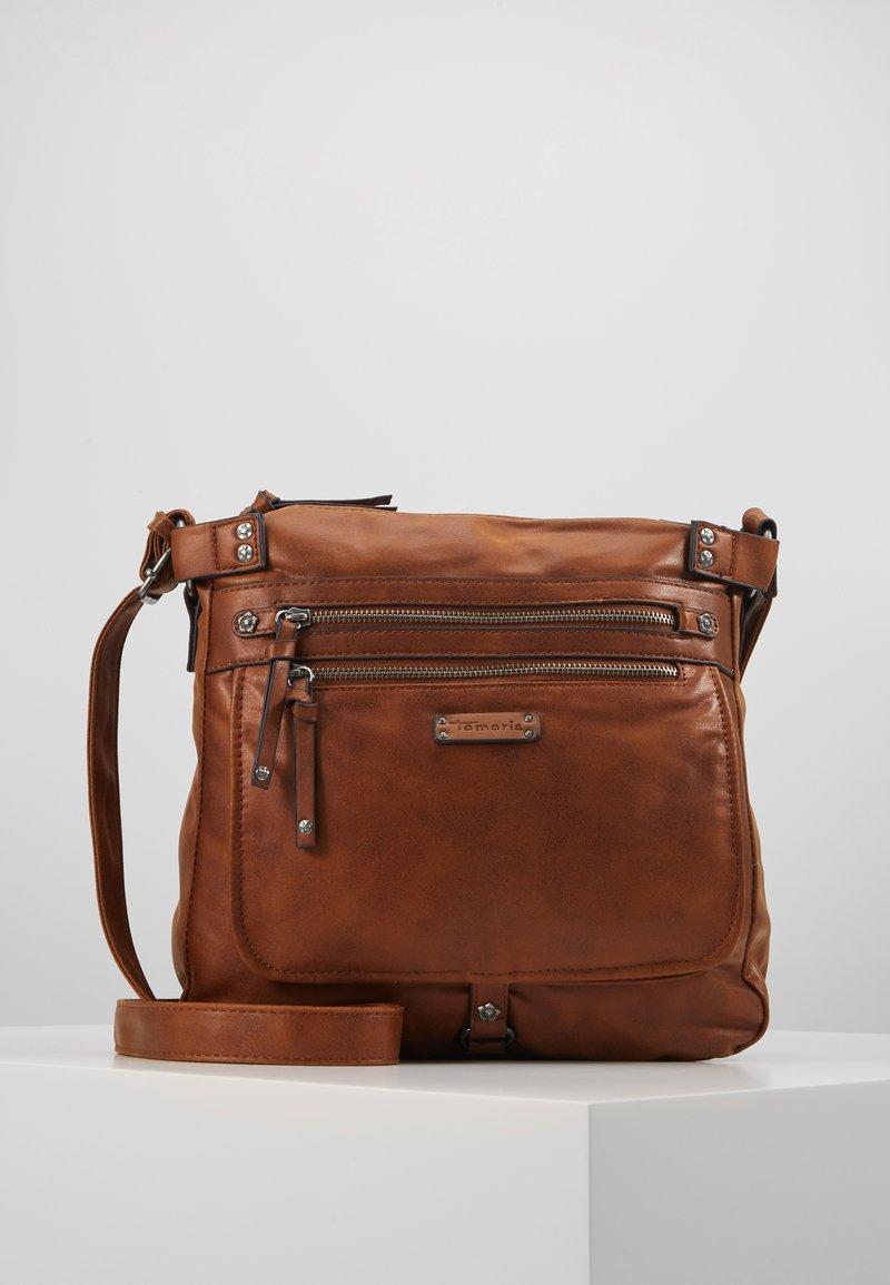 Tamaris - ULLA - Across body bag - brown