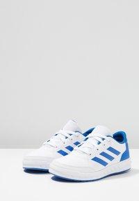adidas Performance - ALTASPORT - Sports shoes - footwear white/blue - 3