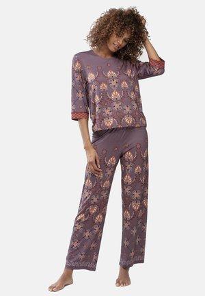 VALERIA - Pyjama top - smokey rose