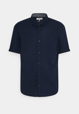 KURZARM - Shirt - dark blue