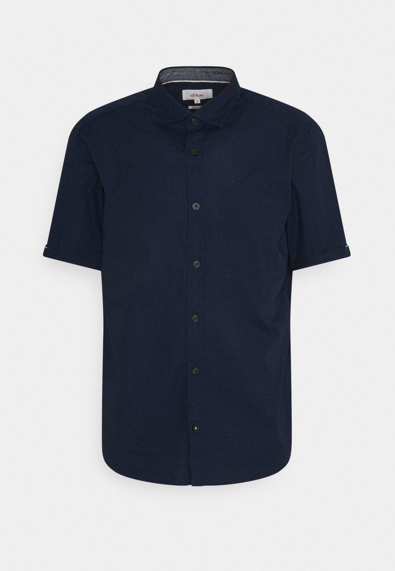 s.Oliver - Hemd - dark blue