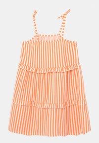 Name it - NKFFAGMAR STRAP - Jersey dress - cantaloupe - 1
