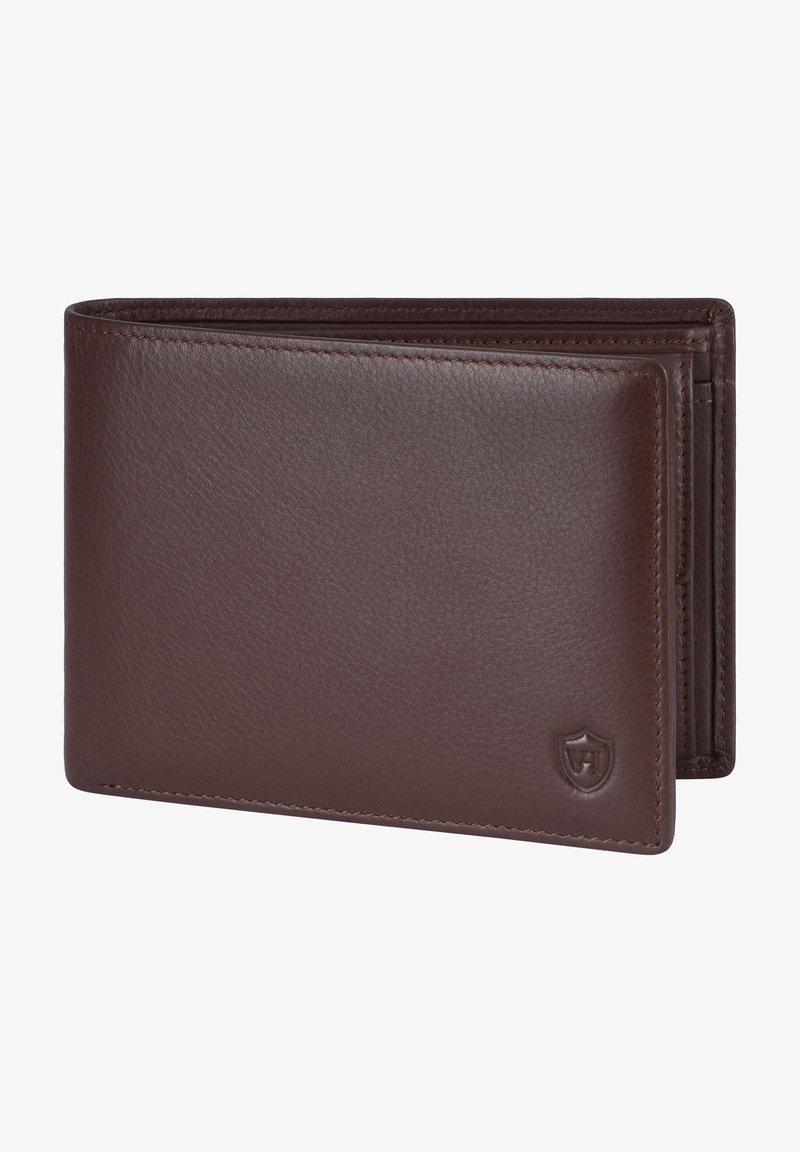 VON HEESEN - Wallet - braun