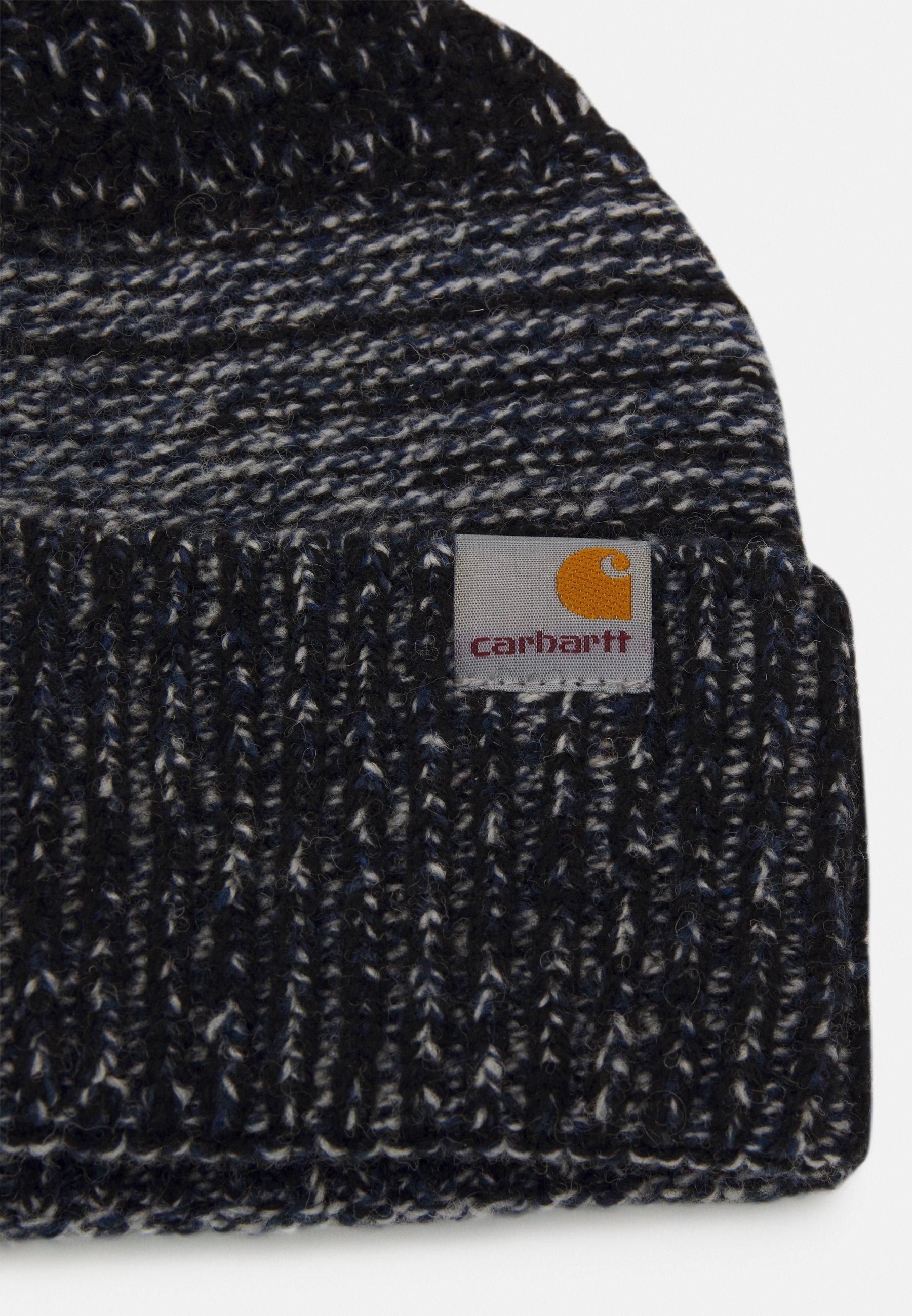 Carhartt Wip Blizzard Beanie - Mütze Black/blue/wax/schwarz