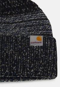 Carhartt WIP - BLIZZARD BEANIE - Čepice - black/blue/wax - 2