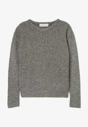 Jumper - grey blend