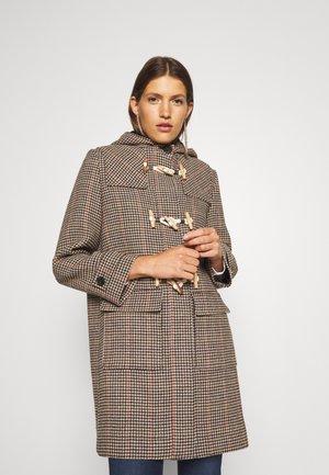 BLYTON DUFFLE COAT - Classic coat - brown/camel/rust/navy/green