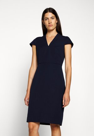 CHARLOTTE DRESS - Shift dress - navy