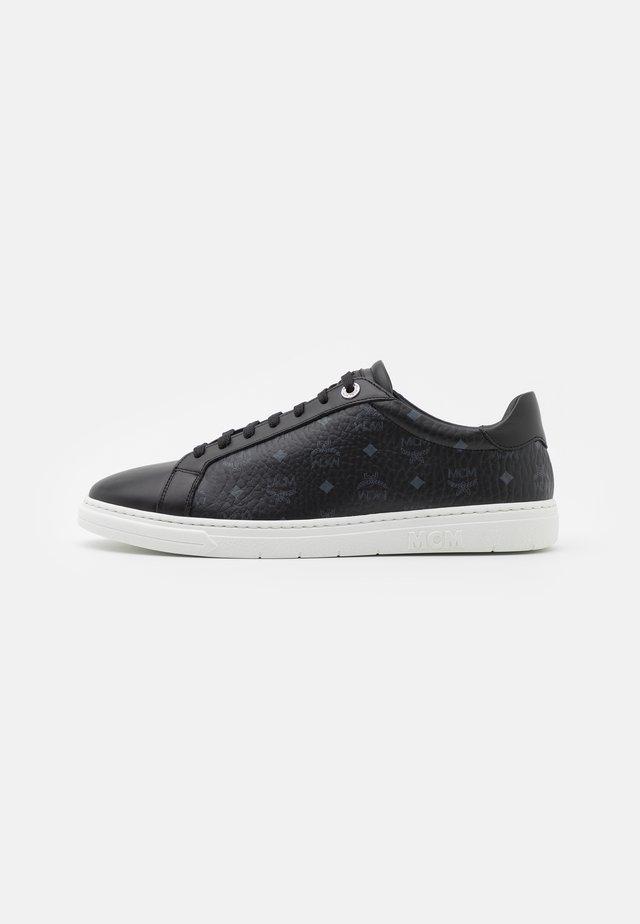TERRAIN DERBY  - Sneakersy niskie - black