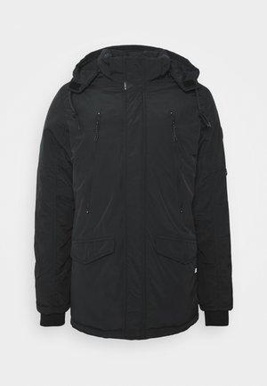 AOSTA TASLON - Winter jacket - black