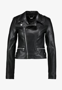 Guess - KHLOE JACKET - Giacca in similpelle - jet black - 5