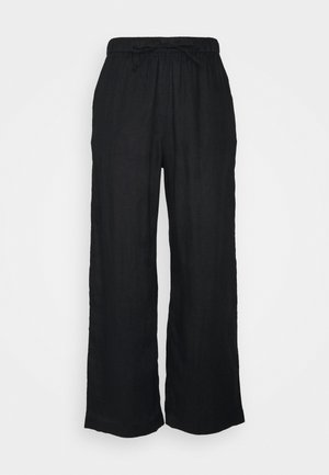 Casual trouser - Pyjama bottoms - black