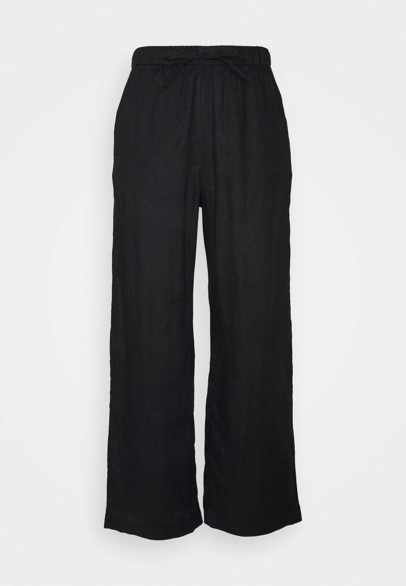 ARKET - Casual trouser - Pyjama bottoms - black
